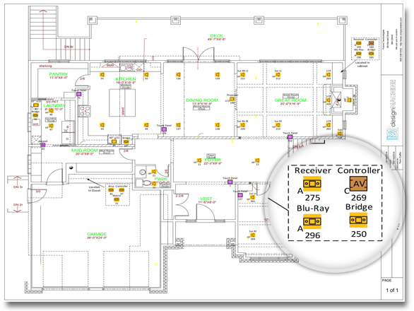 designmachine simply reliable software rh simplyreliable com Residential Electrical Wiring Diagrams Crestron Dimmer Module Wiring Diagrams